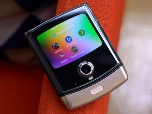 Android 10 for Moto Razr adds feature all foldable phones need
