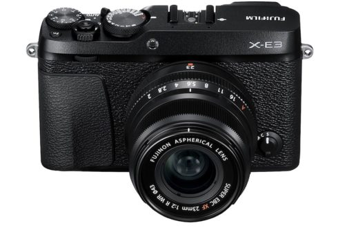 First Fujifilm X-E4 Rumors