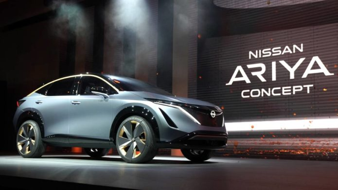 Nissan is axing cars and pushing EVs as it hunts reinvention
