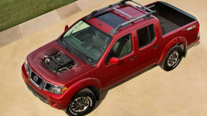 2020 Nissan Frontier packing new 3.8L V6 priced up