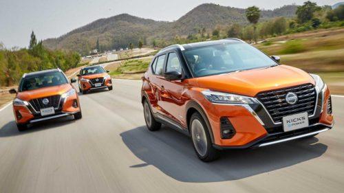 2021 Nissan Kicks Gets A Fresh Face And Better Standard Tech
