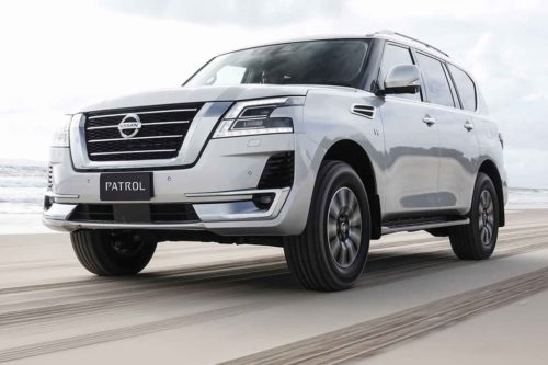 Nissan Patrol Warrior shifts 'into neutral'