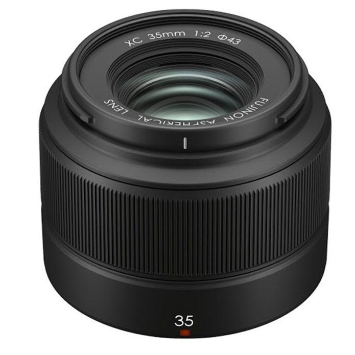 Fujifilm Fujinon XC 35mm F2 Review