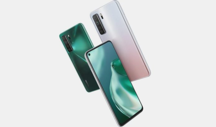 Huawei P40 lite adds 5G, super-fast charging and a 64MP camera