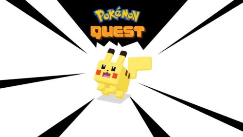 Pokemon Quest Review: A free, fun game made to make you feel good