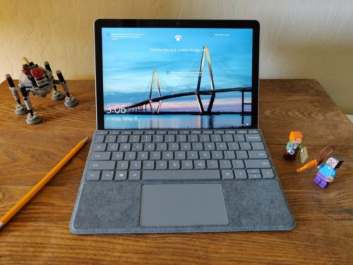 Microsoft Surface Go 2 vs Apple iPad (2019): What's the difference?