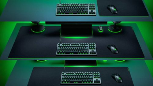 Razer Gigantus V2 might be bigger than your desk