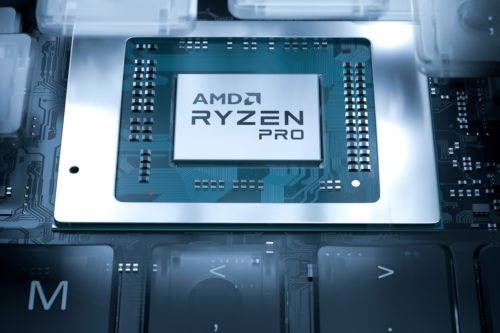AMD Ryzen Pro 4000 chips take the fight to corporate laptops