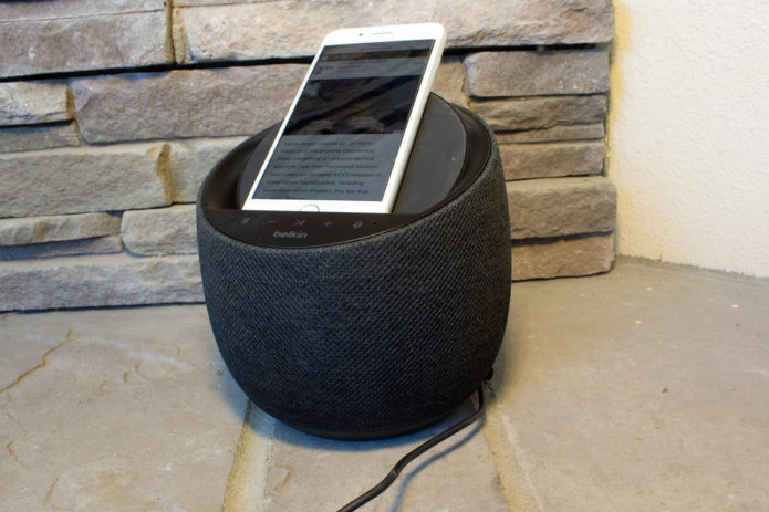 Belkin SoundForm Elite Hi-Fi smart speaker review: The case of the missing midrange