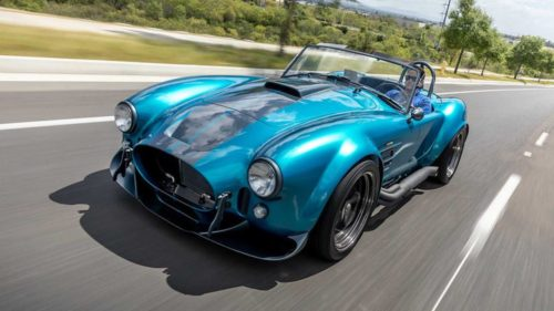 This Superperformance MKIII-R Cobra is a Shelby restomod done right