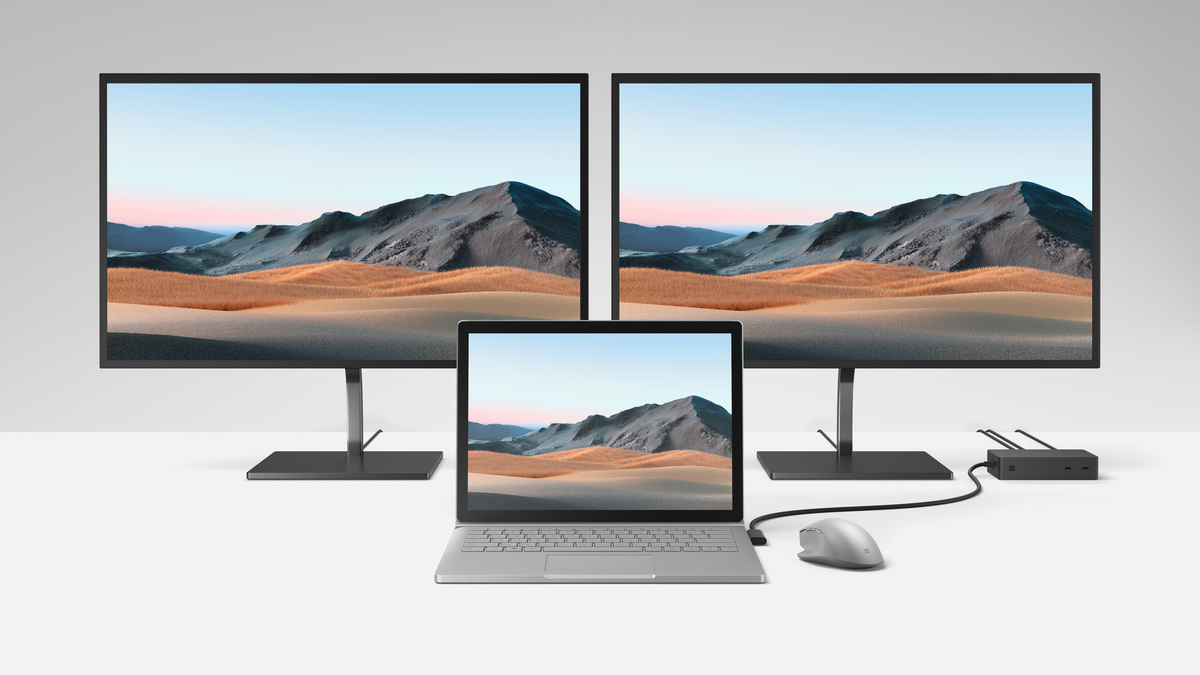 Why you may never see a 4K Microsoft Surface display