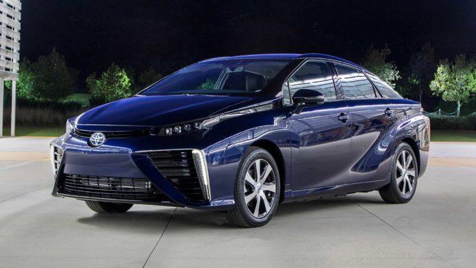 2020 Toyota Mirai Review