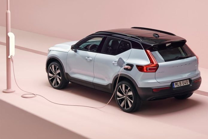 Volvo XC40 EV due in Australia early 2021