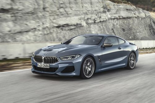 2020 BMW 840i Convertible Driving Notes: Capable Cruiser