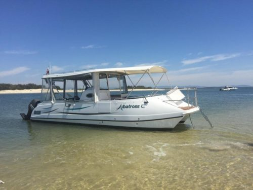 Powercat Party Cat Boat Review