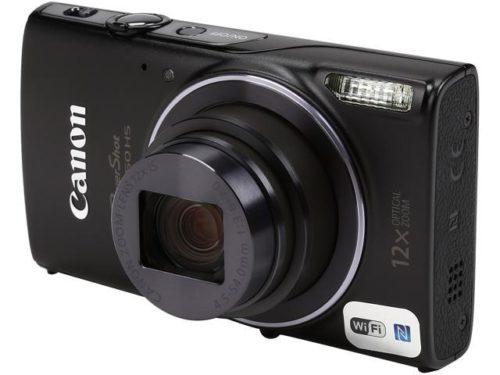 Canon PowerShot ELPH 350 HS Camera