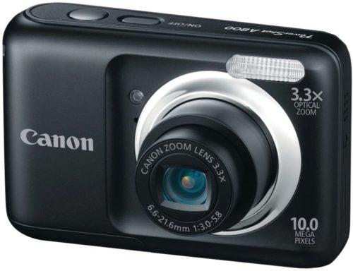 Canon PowerShot A800 Camera