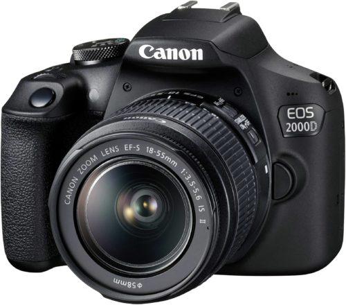 Camera Canon EOS 2000D