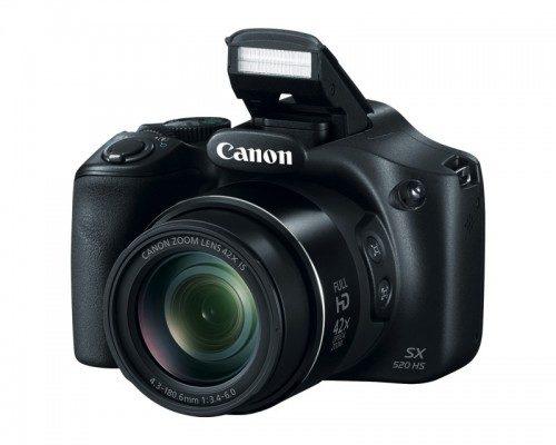 Canon PowerShot SX400 IS Camera