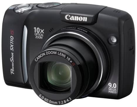 Canon PowerShot SX110 IS Camera
