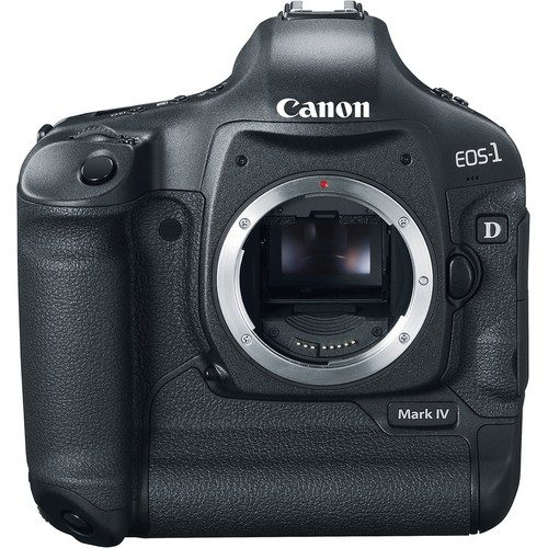 Canon EOS-1D Mark IV Camera