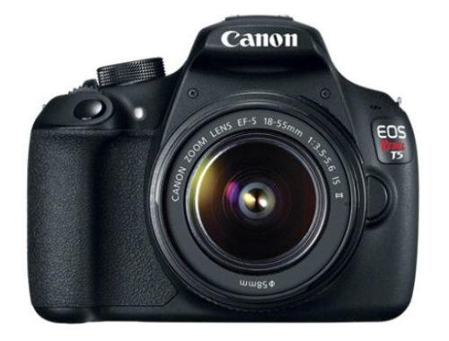 Canon EOS Rebel T5 Camera