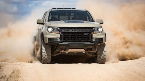 2021 Chevrolet Colorado Review