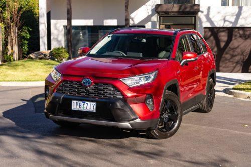 Toyota RAV4 to squash hybrid SUV rivals
