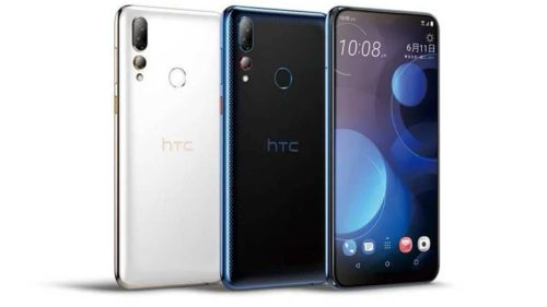 HTC Desire 20 Pro specs are unsurprisingly ironic