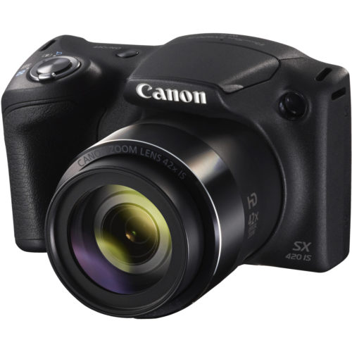 Canon PowerShot SX420 IS Camera