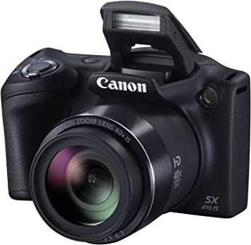 Canon PowerShot SX410 IS Camera