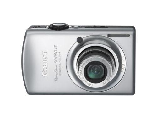 Canon PowerShot SD880 IS (Digital IXUS 870 IS) Camera