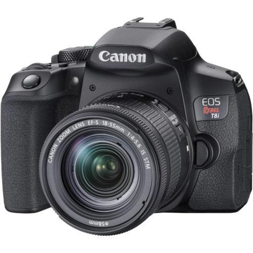 Camera Canon EOS Rebel T8i DSLR