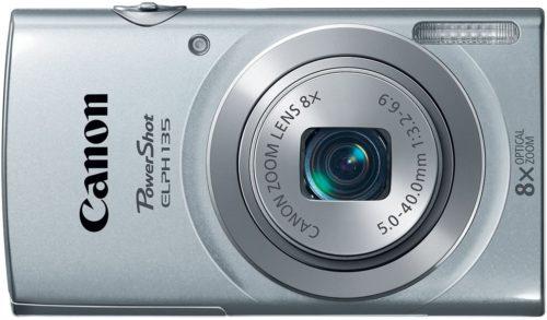 Canon PowerShot ELPH 135 Camera
