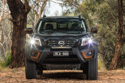 Nissan Navara to electrify