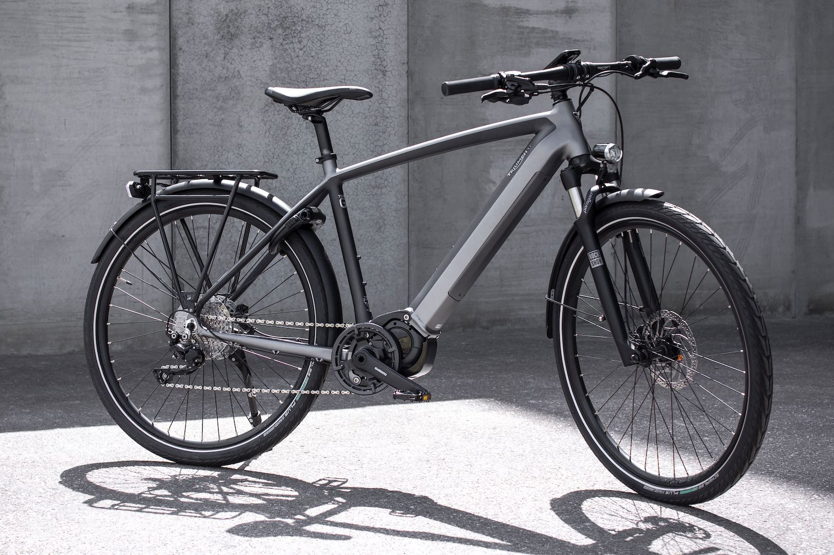 2020 Triumph Trekker GT E-Bicycle Unveiled: Specs & Price