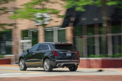 Tested: 2020 Cadillac XT5 2.0L Makes a Case for the Optional V-6
