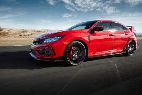 2020 Honda Civic Type R First Drive Review: Second Helping