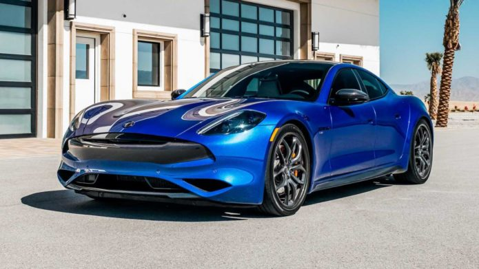 Karma unveils Sport and Performance packages for 2020 Revero GT