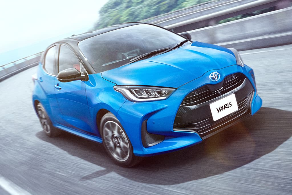 New Toyota Yaris: More local details
