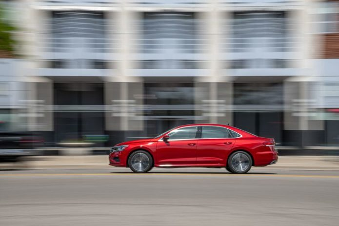 Tested: 2020 Volkswagen Passat Is Still Chasing the Family Sedan Leaders