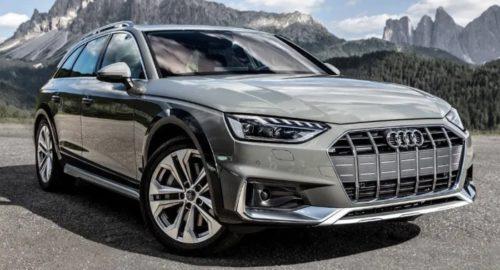 2021 Audi A4 Review