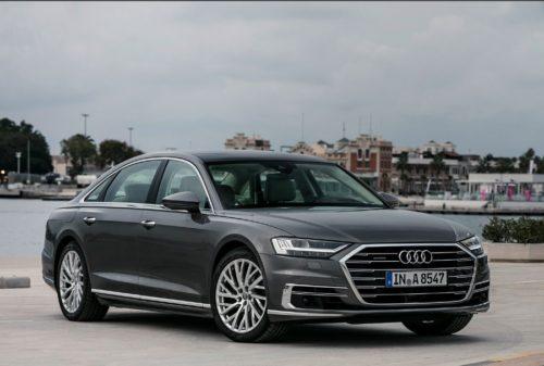 2021 Audi A8 Review