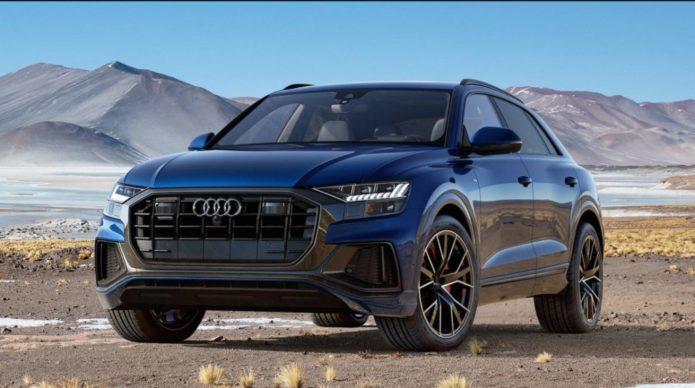 2021 Audi Q8 Review
