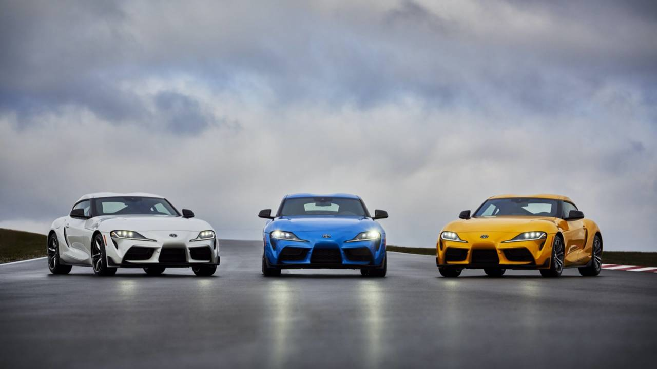 2021 Toyota Supra pricing for new 2.0 and power-bumped 3.0 confirmed