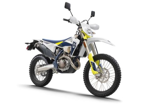 2021 Husqvarna Off-Road Lineup First Look: Seven Models