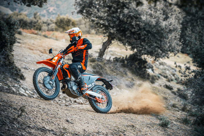 2021 KTM Off-Road Lineup First Look: 7 Models Returning