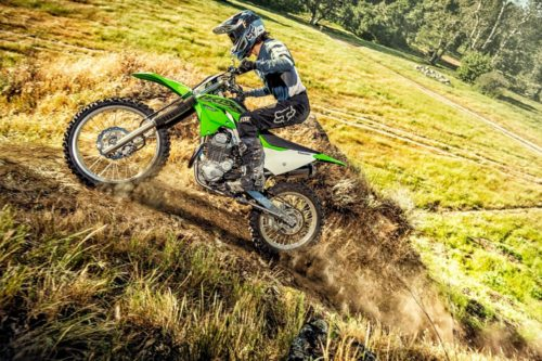 2021 KAWASAKI KLX LINEUP FIRST LOOK: KLX140R AND KLX140R L DEBUT