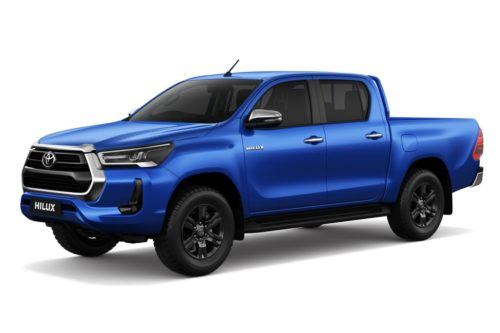2021 Toyota HiLux update revealed