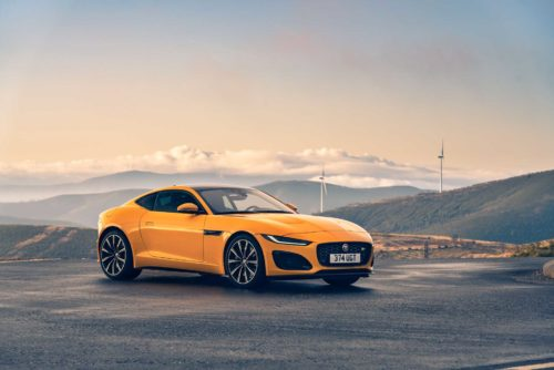 2021 Jaguar F-Type Review
